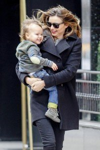 New York, NY - Miranda Kerr walks around Manhattan with her son Flynn and a friend. After having brunch at a local French restaurant, Miranda walked around with Flynn sharing good laughs. AKM-GSI December 1, 2012 To License These Photos, Please Contact : Steve Ginsburg (310) 505-8447 (323) 423-9397 steve@ginsburgspalyinc.com sales@ginsburgspalyinc.com or Keith Stockwell (310) 261-8649 (323) 325-8055 keith@ginsburgspalyinc.com ginsburgspalyinc@gmail.com