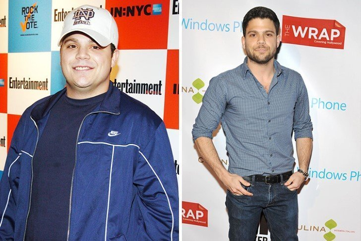 New York Native Jerry Ferrara Is Best Known For His Role As Turtle On The Hbo Comedy Series Entourage During A Routine Physical He Was Advised By