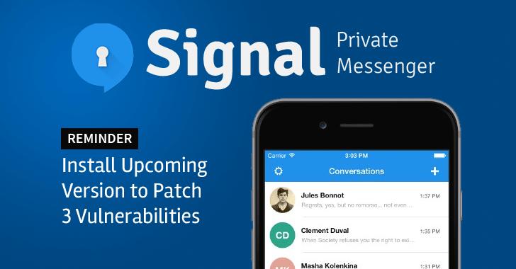 Signal Private Messenger - Chrome Web Store
