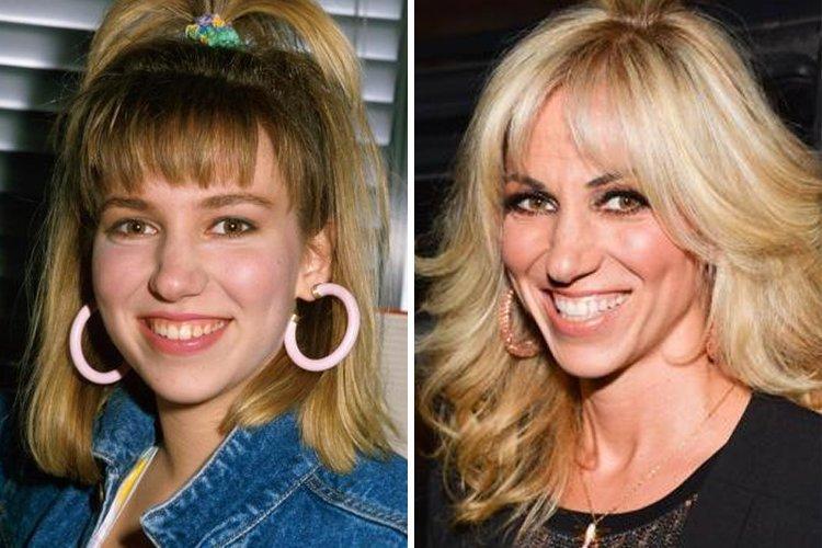 Whatever Happened To Lori Singer: Las 50 Estrellas Más Brillantes De Los 80: ¿Cómo Les Va