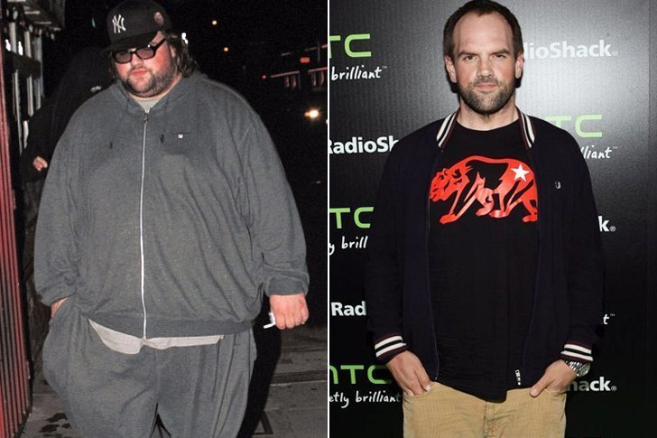Ethan Suplee Height - How tall