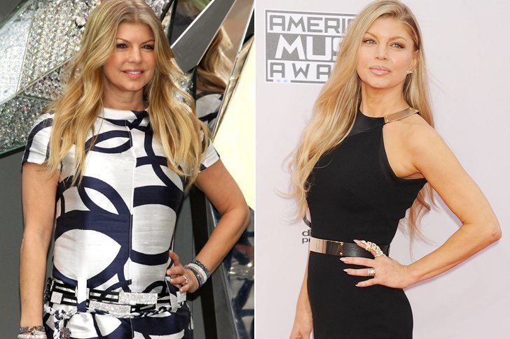 Картинки по запросу Fergie lost 20 pounds