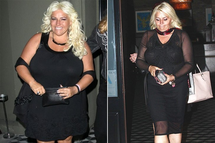 dog the bounty hunter wife weight loss pics