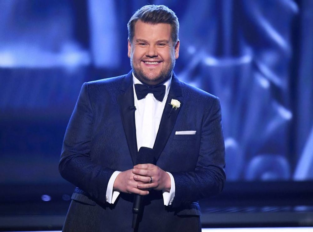 Corden first shared his story while celebrating his 40th birthday in the late-night show in 2016.