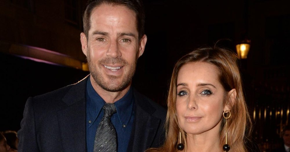 Louise and Jamie Redknapp had been married for more than 19 years before they got separated in December 2017.