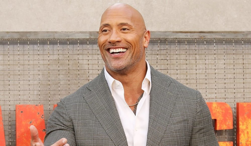 "Named as ""The Rock,"" Johnson is a renowned actor and professional wrestler."