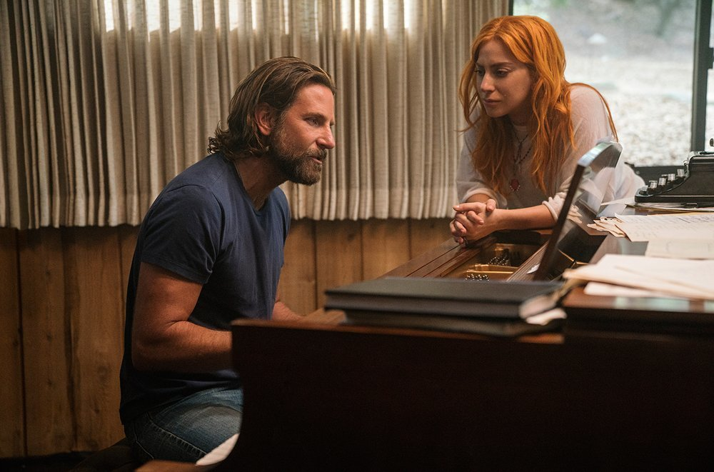 The fans went crazy over the obvious strong chemistry between Lady Gaga and Bradley Cooper.