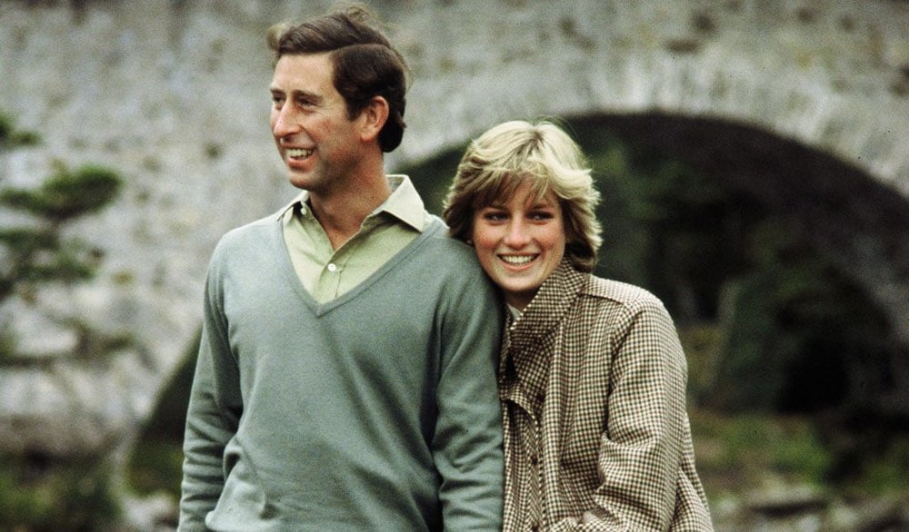 Princess Diana spent her childhood days playing with Prince Charles' siblings.