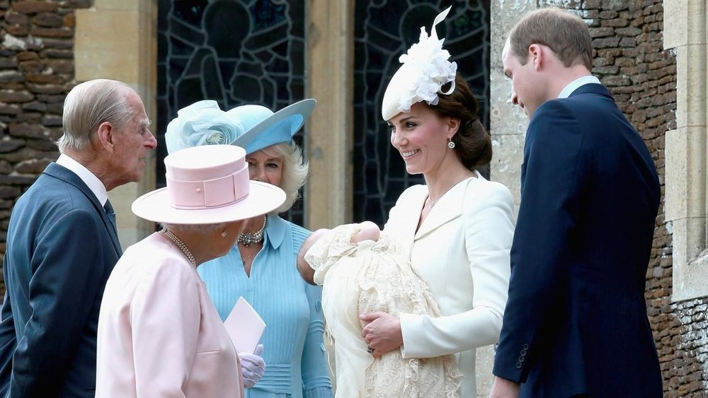 Aside from Princess Diana, Princess Charlotte was also baptized at the same church in 2015.