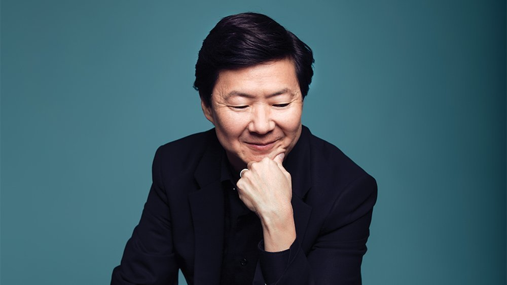 Ken Jeong was thankful for Cooper's kindness for helping him and his wife during their tough times.
