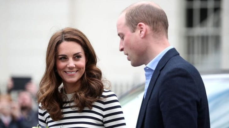 What happened reportedly became useful to the Duke and Duchess of Cambridge.