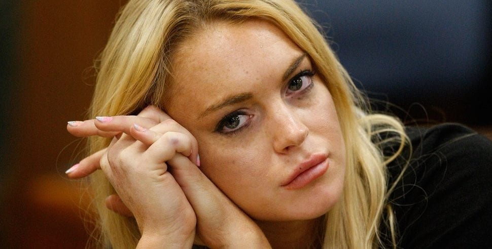 Career Over? Lindsay Lohan's Reality Show Cancelled and ...